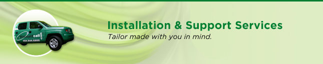 Installation & Support Services Services