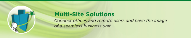 Multi-Site Solutions